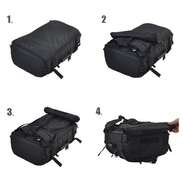 MAGIC UNION New Oxford Backpack 20 Inch Laptop Bag Set Men Waterproof Travel Rucksack Female Mountaineering Shoulder Bag mochila 4
