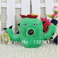 Plants VS Zombies Plush Toy, Cactus PVZ Baby Toy Christmas Kids Gift Free Shipping