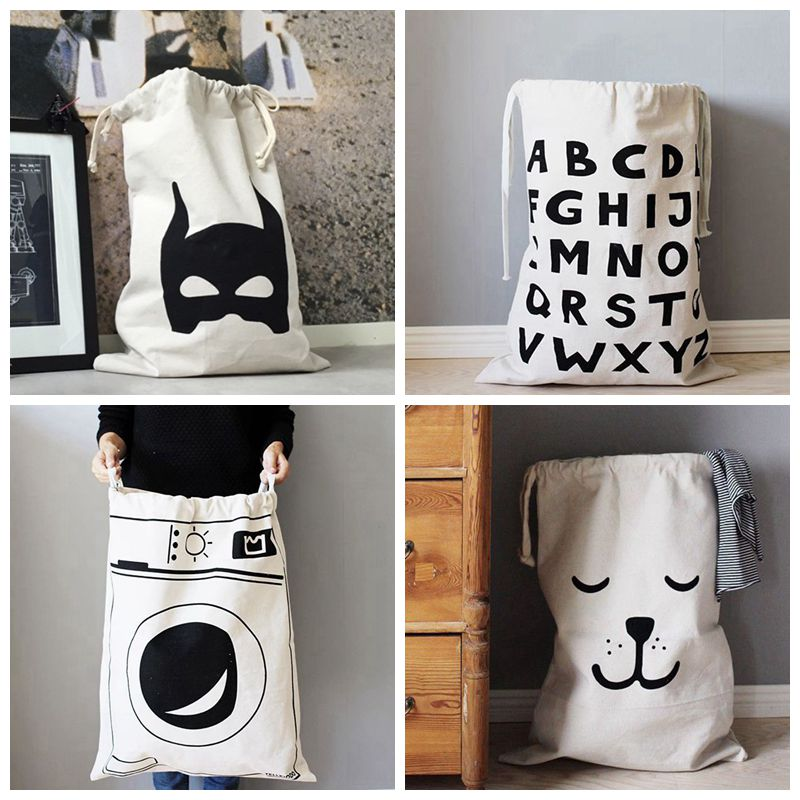 Cute Laundry Bags aliexpress : buy (wholesaler 7pcs/lot)batman bear pattern