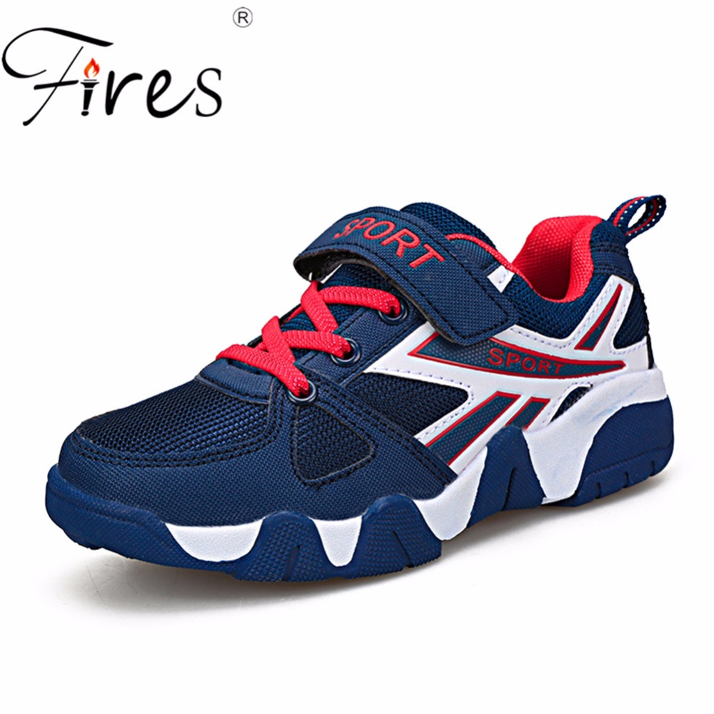 Fires Kid's Sneakers For Children Comfortable Boys Running Shoes Spring Outdoor Breathable Sports Sneaker Summer Walking Shoes hot new ultra light breathable children shoes boys and girls sports shoes running shoes outdoor walking shoes fly woven coconut