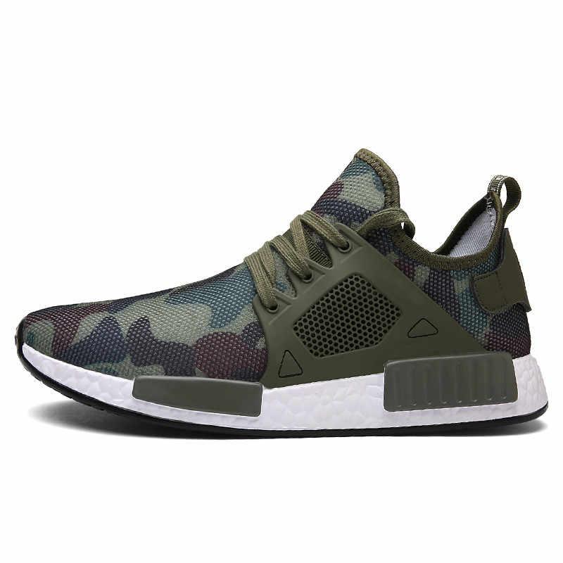2019 Mannen Schoenen Zomer Sneakers Ademende Casual Schoenen Ademend Mode Lace Up Heren Mesh Flats Schoen Mannen Sneakers