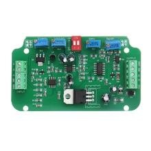 Dc 12 v a 24 v 4 20ma sensor de célula de carga amplificador de peso transmissor tensão atual conversor módulo
