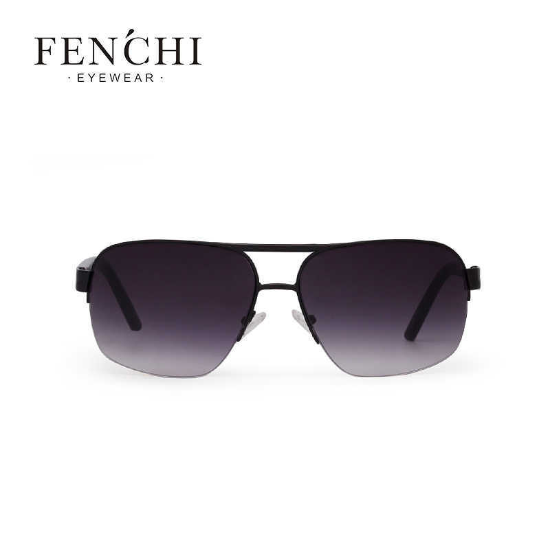 e9229b19530e fenchi high end business classic sunglasses Men fashion brand UV400 goggles  business casual choice-in Sunglasses from Apparel Accessories on  Aliexpress.com ...