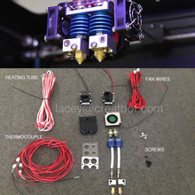 CreatBot upgrade extruder parts for DX and PLUS printer Original CreatBot accessories for sale 400 degrees extruder