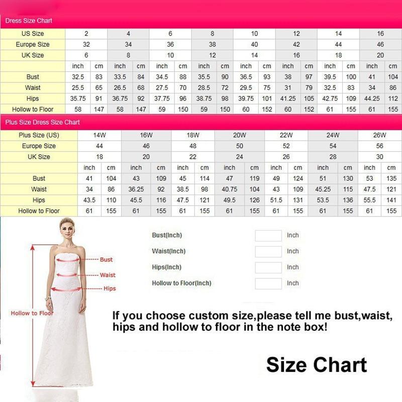Lungimi formale lungi de lungime V-gât rochii de domnisoare de - Rochii de seară de nuntă - Fotografie 6