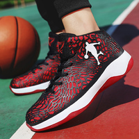 basketball sport men Shoes Lace Up jogging Trainers Breathable Athletic outdoor sneakers male lace up basketball Shoes k3