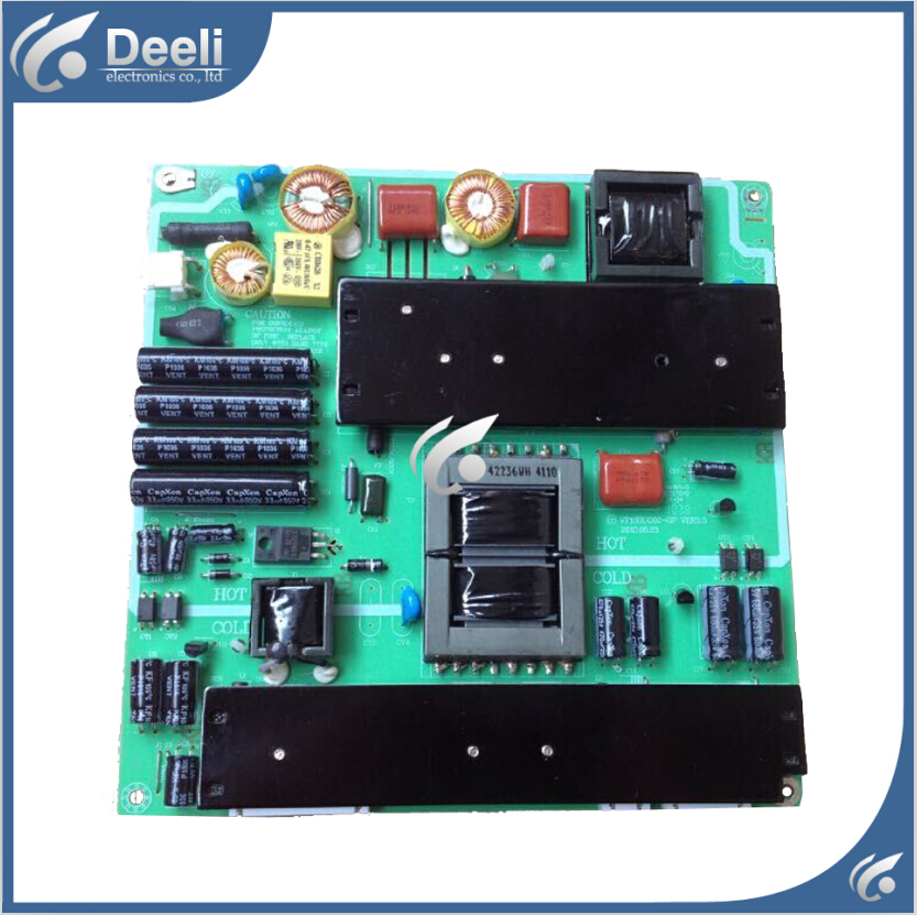 good Working original used for power supply board LED-42V800 LE-42TG2000 LE-32B90 VP168UG02-GP Power Board good working original used for lcd 46lx830a dps 143bp runtka790wjqz dps 127bp 46inch power supply board
