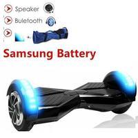 8 pulgadas Bluetooth hoverboard dos ruedas Scooter Eléctrico Skateboard giroskuter Smart balance hoverboard auto equilibrio scooter