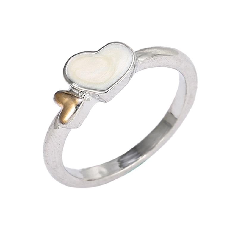 Горячая Распродажа серебряных колец с бантиком для женщин и девушек, сверкающий циркон, подходящие для тонких колец, свадебные ювелирные изделия, Прямая поставка - Цвет основного камня: N43