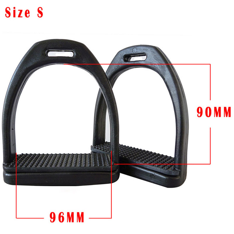 High-strength Plastic Stirrups Horse Riding Mat Anti-collision Stable Stirrups Adults Children Horse Racing Equipment