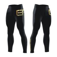 New 2017 Men Pants Compression Fashion Jogger Tights Bodybuilding High Elasticity Quick-dry Joggers Skinny Leggings