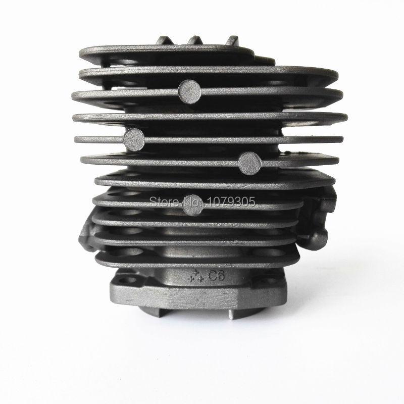 58cc Motorsågcylinder och kolv hel set 5800 Kedjesågcylindersats - Trädgårdsredskap - Foto 3
