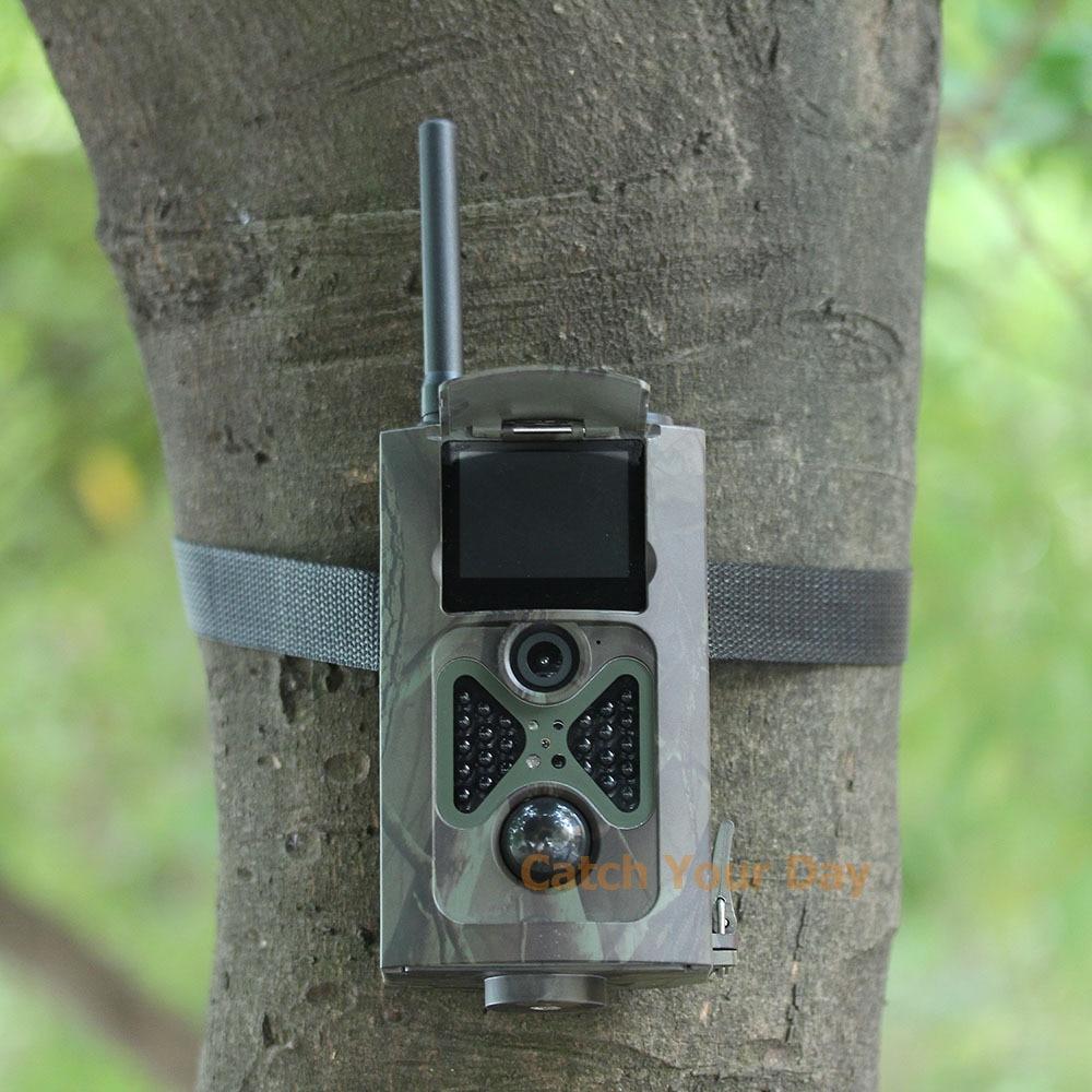 Suntek HC500G font b Hunting b font Camera 3G GPRS MMS SMTP SMS 12MP 1080P Wildlife