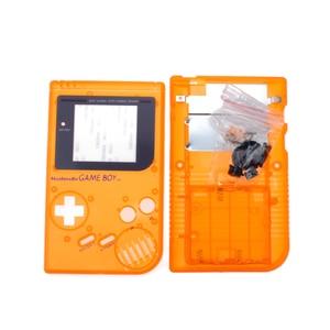 Image 5 - 14 couleurs disponibles jeu coque de remplacement coque en plastique couverture pour Nintendo GB pour Gameboy classique boîtier de Console