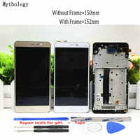 For Redmi Note 3 Pro Touch Screen Display For Special Edition SE Global Version 152mm With Frame Mobile Phone Touch Panel LCDs