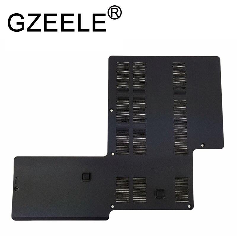 GZEELE nouveau pour ACER ASPIRE 7745 7745G 7745Z pour PACKARD BELL EASYNOTE LX86 HDD RAM couverture ordinateur portable bas boîtier couverture porte