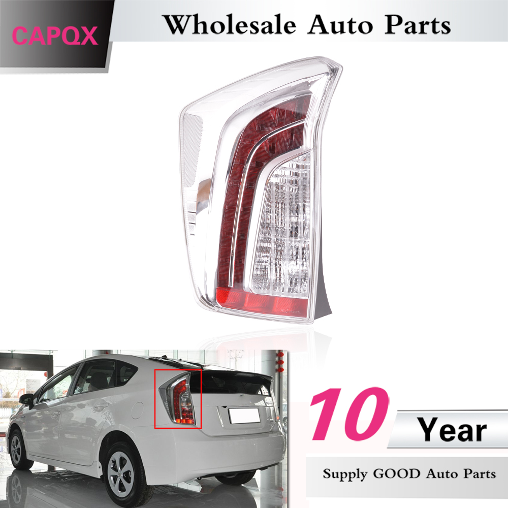 CAPQX Rear Brake lamp Tail Light For Toyota Prius 2012 2013 2014 taillight  tail light brake light