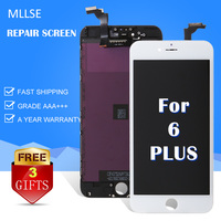 10 Pcs New Arrive For IPhone 6 6s Plus LCD Display With Touch Screen Pantalla For