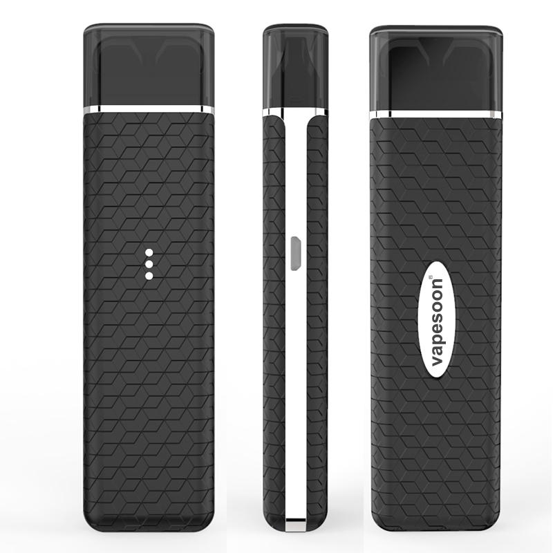 vapesoon VSA Pod Vape Starter Kit with 1000mAh Battery 2ml Pods System vs Nord Novo Zero minifit AI Saber Pod Device e-Cigarette