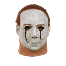 Halloween Cosplay Popular Michael Myers Mask Halloween Crossdressing Bloody Eyes Party LatexMask