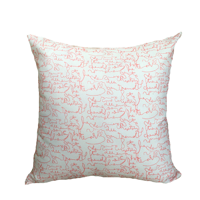 RUBIHOME Retail 1 Piece Cotton Canvas Decorative Cushion Without Inner Throw <font><b>Pillows</b></font> Sofa Home <font><b>Decor</b></font> <font><b>50x50cm</b></font> Big image