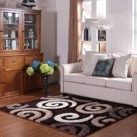 European 3D Living Room Coffee Table Carpet Modern Simple Bedroom Bed Edge Blanket Tatami Home Full
