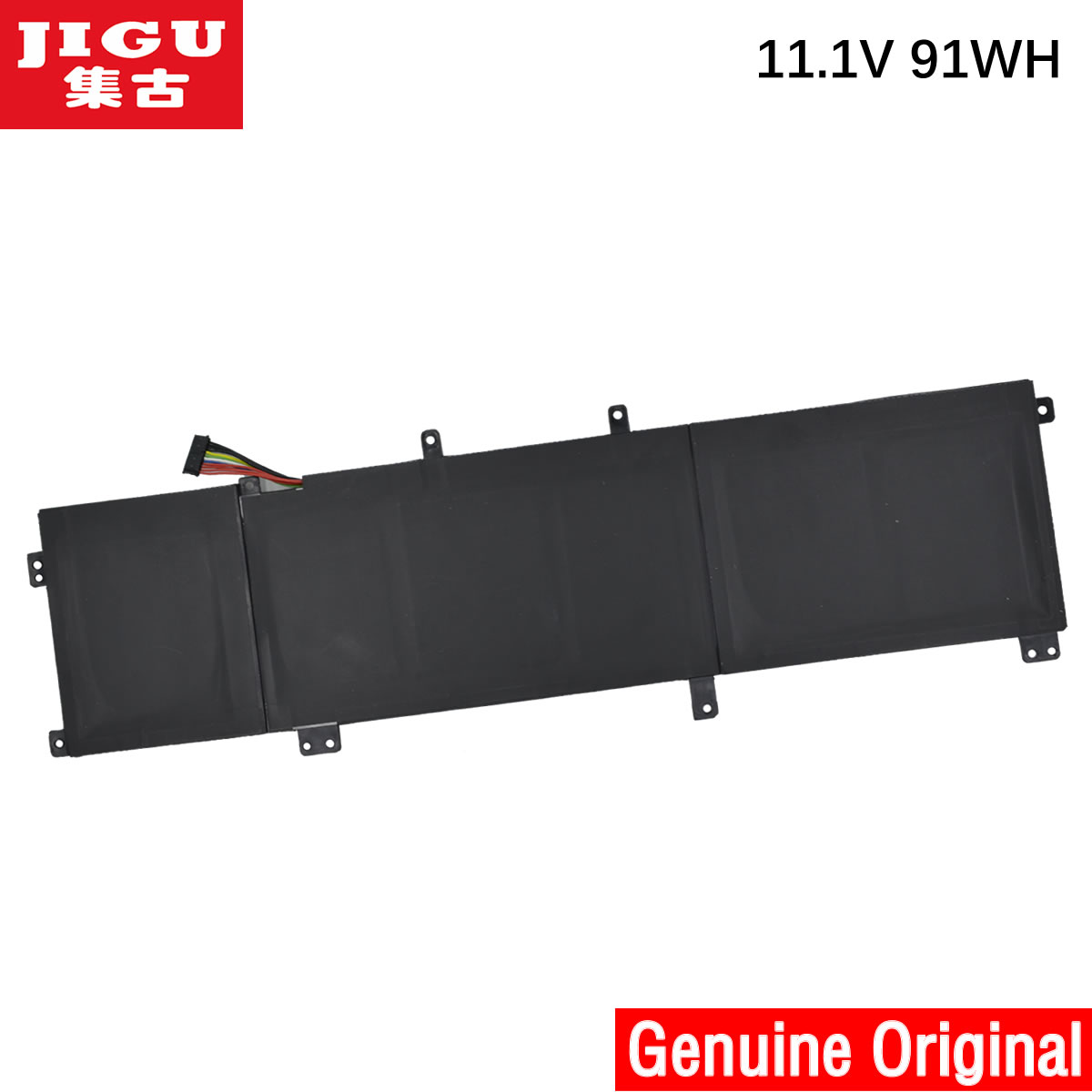все цены на  JIGU New Genuine 11.1V 91Wh 245RR 701WJ 7D1WJ ORIGINAL BATTERY For Dell Precision M3800 XPS 15 9530  онлайн