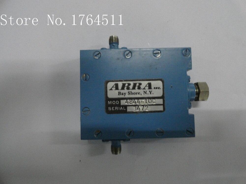 [BELLA] Adjustable Adjustable Attenuator ARRA 4844-10C 10.4-11GHz Continuation 10dB