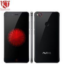 Оригинальный Нубия Z11 мини Snapdragon MSM8952 Octa core 3 ГБ Оперативная память 64 ГБ Встроенная память 5.0 дюймов 1920*1080 P отпечатков пальцев 16MP 4 г мобильного телефона
