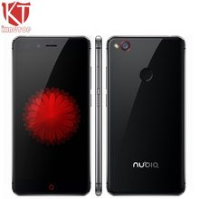 Original Nubia Z11 mini Snapdragon MSM8952 Octa Core 3GB RAM 64GB ROM 5.0 inch 1920*1080p Fingerprint 16MP 4G Mobile Phone