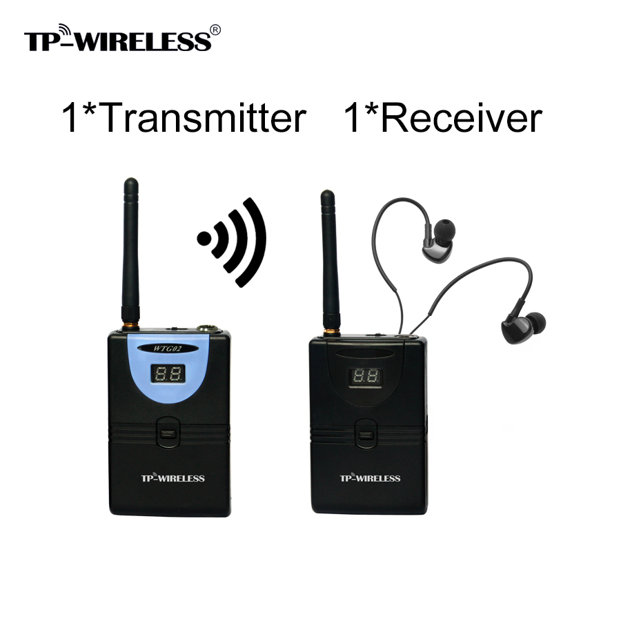 2.4GHz Digital Wireless Tour Guide System For Tourism,Church and Museum 1Transmitter 1Receiver минимойка bosch aqt 35 12 plus [06008a7101]