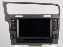 Для volkswagen vw golf 7 mk7 vii 2013 2014 2015 автомобильный dvd Player Quad Core Android 6.0 4 Г lite Радио GPS NAVI стерео глава единиц
