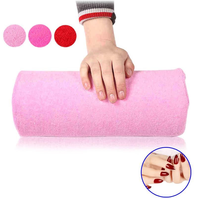Treu Salon Weiche Hand Kissen Halbrunde Schwamm Rest Kissen Maniküre Pflege Nail Art Werkzeuge Gut Wh998 Schönheit & Gesundheit Handauflagen