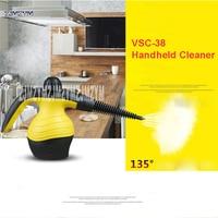 1 pc VSC 38 High Temperature Handheld Cleaning Machine Steam Pressure A/Cleaner Appliances Kitchen Hood Air Conditioner 300ML