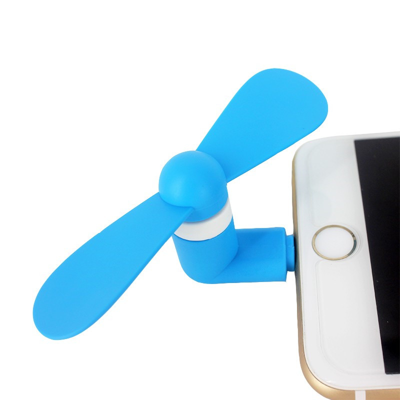 In Stock 7 Colors Portable Travel Mini USB Fan For iPhone 5 5s 5c 6 6