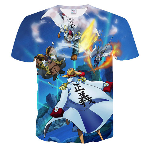 One Pieces 3d T-shirt 1