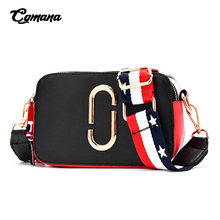 где купить Bags For Women Classic Small Flap Women Bag 2019 Canvas Strap Women PU Leather Handbags Lady Messenger Bag For Female Bolsas по лучшей цене
