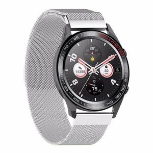 Image 5 - Replacement Metal Watchband Watch Band for Huawei Magic/Watch GT/Ticwatch Pro watch strap for huawei ticwatch