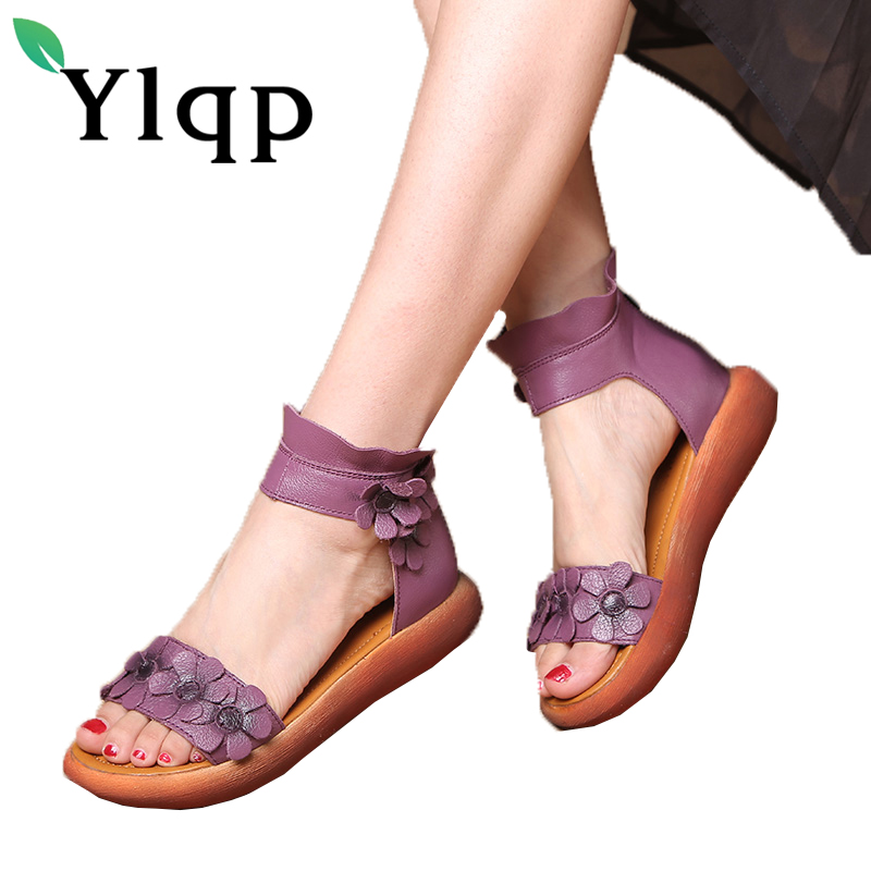 women s shoes summer muffins women s sandals leather shoes high heeled shoes flowers cold boots