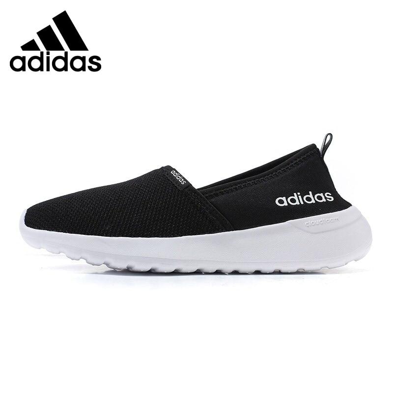 Prix pour Original Nouvelle Arrivée 2017 Adidas NEO Étiquette LITE RACER AFIN QUE Les Femmes de Planche À Roulettes Chaussures Sneakers