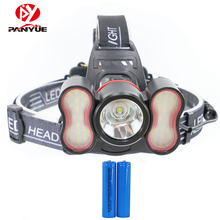 PANYUE Hot Sell Outdoor Head Lighting 20W LED Headlight 4 Modes 3000LM LED Head Lamp XML T6 HeadLamp for Camping Fishing sitemap 19 xml