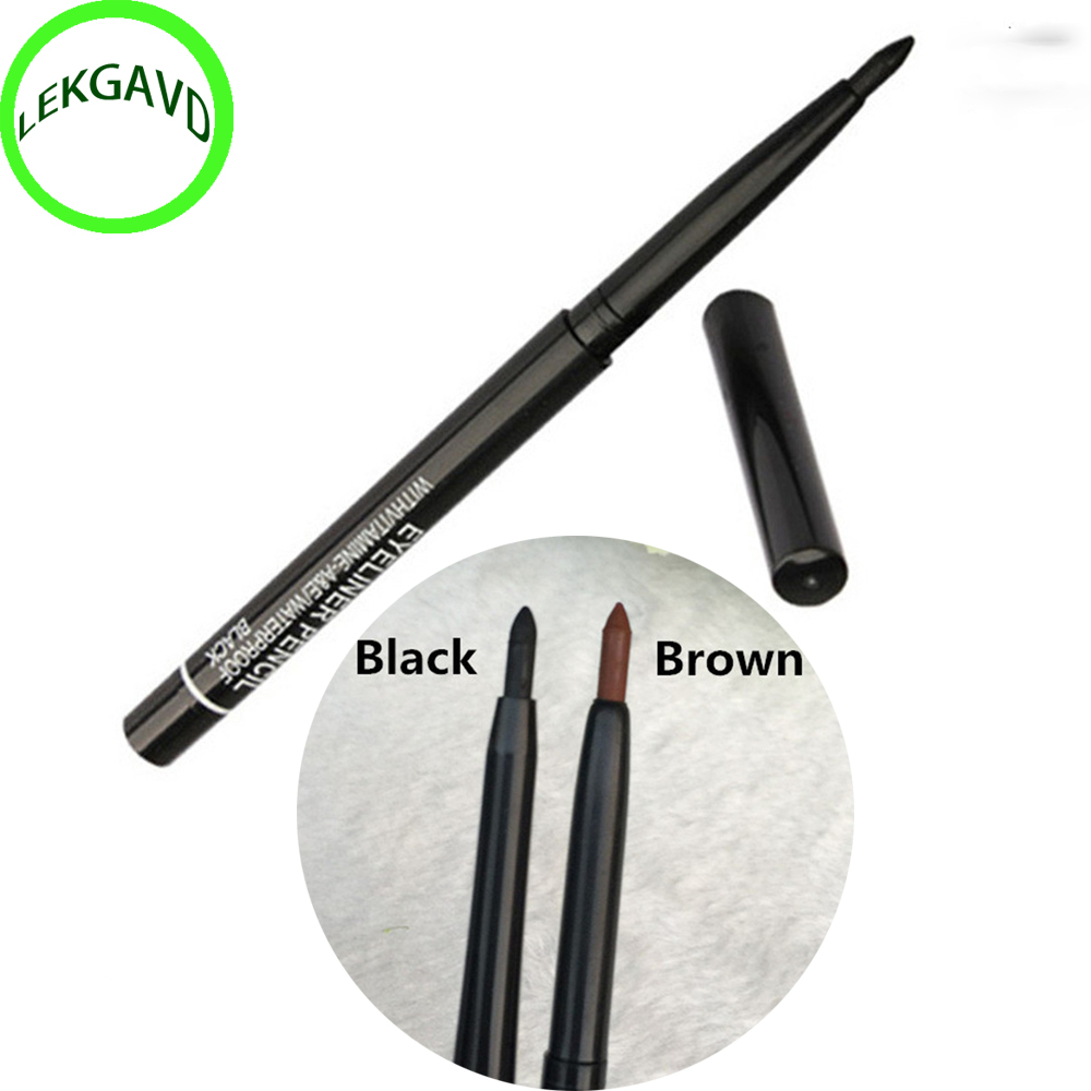 BestP Hot 1 Pcs Waterproof Beauty Eyeliner Pencil Makeup Cosmetic Eye Liner Pen Pencil