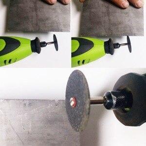 Image 4 - Mini perceuse électrique, outils Dremel, ciseleur pour le perçage, broyage, affûtage, coupe, ciselure, nettoyage, polissage, ponçage