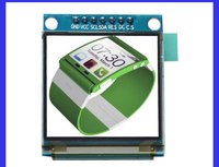 1 5 Inch 7PIN Full Color OLED Module Display Screen SSD1351 Drive IC 128 RGB 128