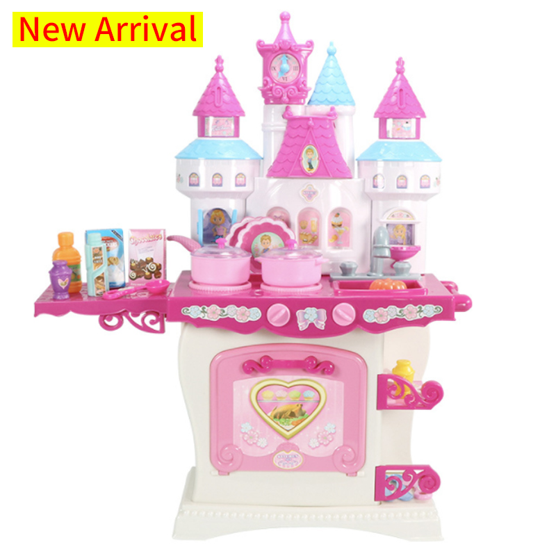 Furniture Toys New 1 Set Pretend Play Toy Creative Vending Machine Toy Talking Automatic Vendor Drink Gift For Children Educational Toy D27 High Resilience