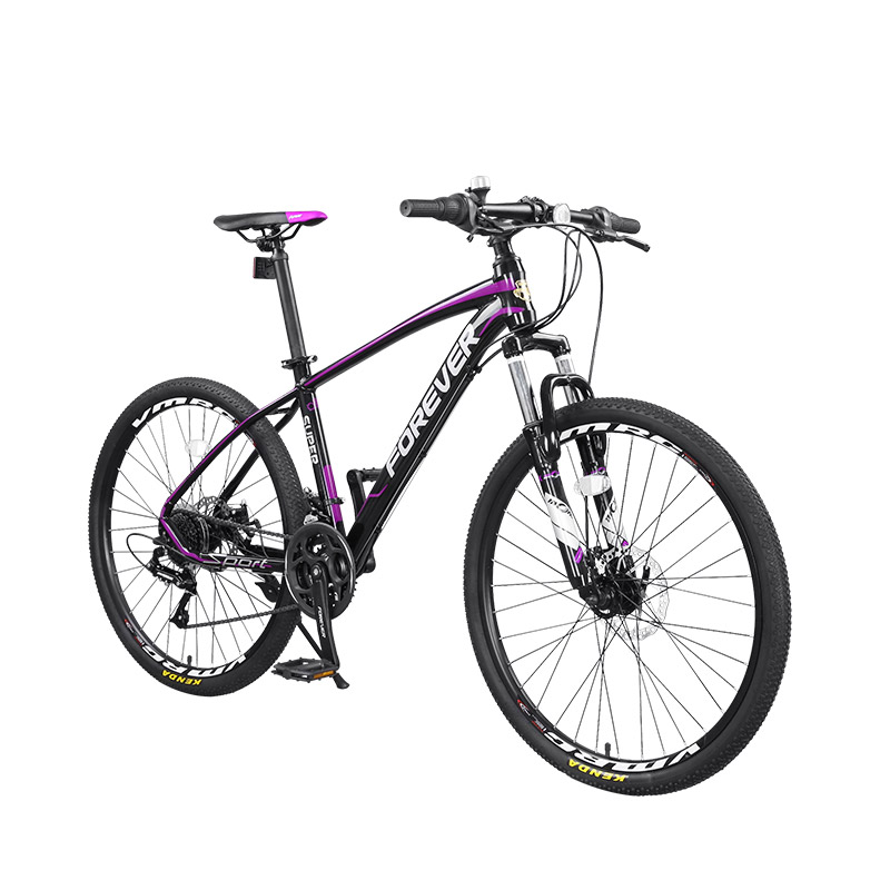 Aluminum Alloy Frame 24 Speed 26 Inch Mountain Bike Adult And Male City Riding Speed Off-Road Racing