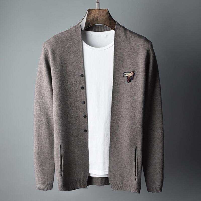 Men Fashion Brand Spring Autumn Classic