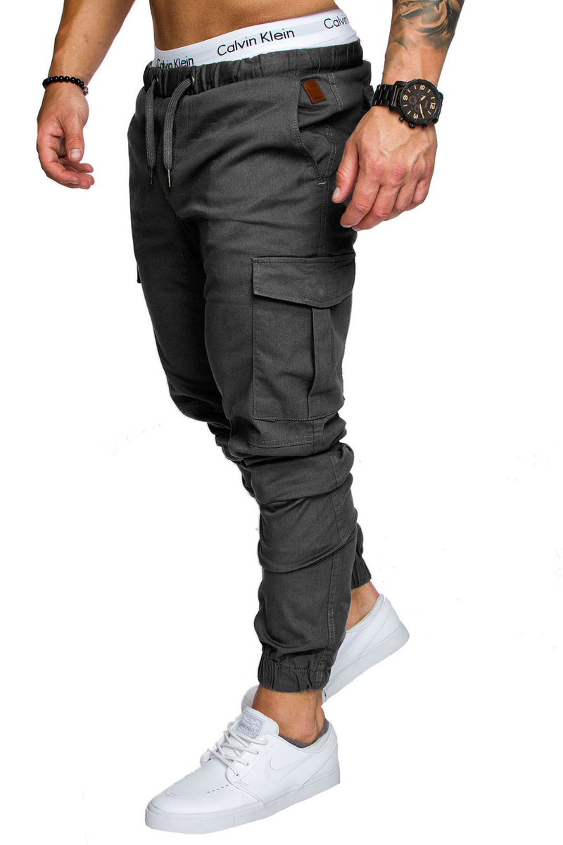 Men Pants New Fashion Men Jogger Pants Men Fitness Bodybuilding Gyms Pants For Runners Clothing Autumn Sweatpants Size 4XL