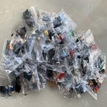 Wholesale 20/50/100pcs NINJAGOES Random Flea Market Building Blocks Bricks Party Gifts Toys for Children