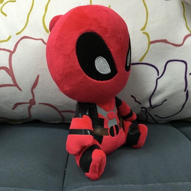 Marvel Deadpool Plush Toy Soft Stuffed Doll 8 2